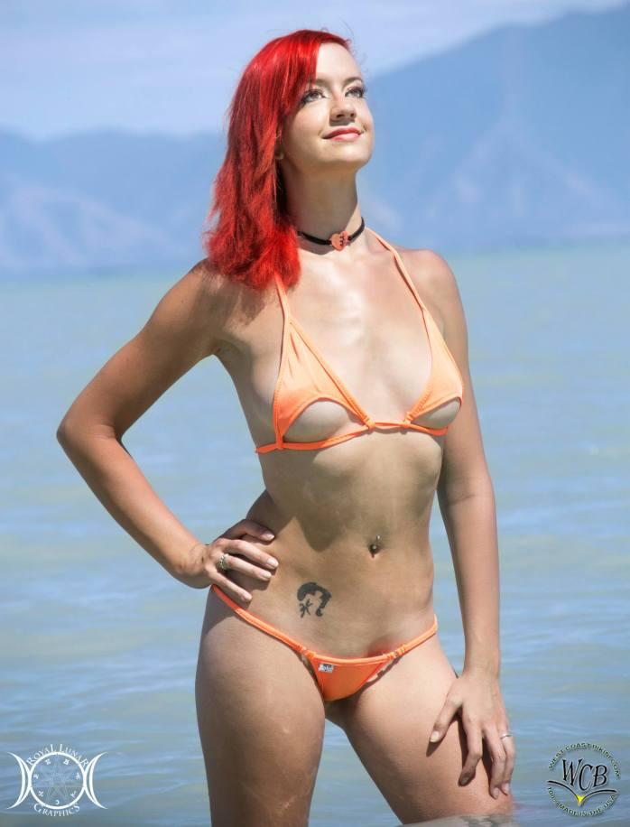 west coast bikini